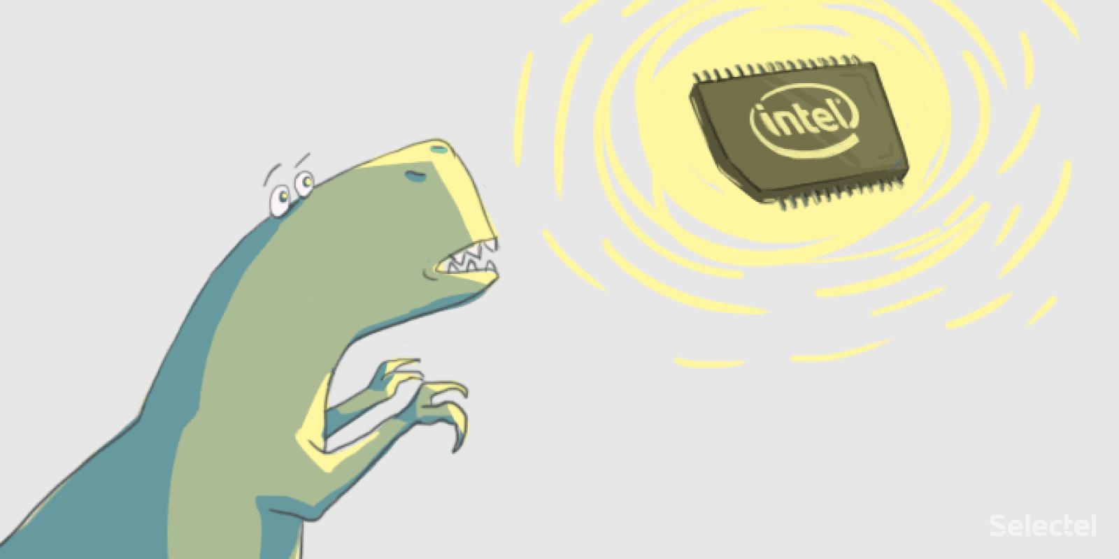 Новые процессоры в новом пуле облака Selectel