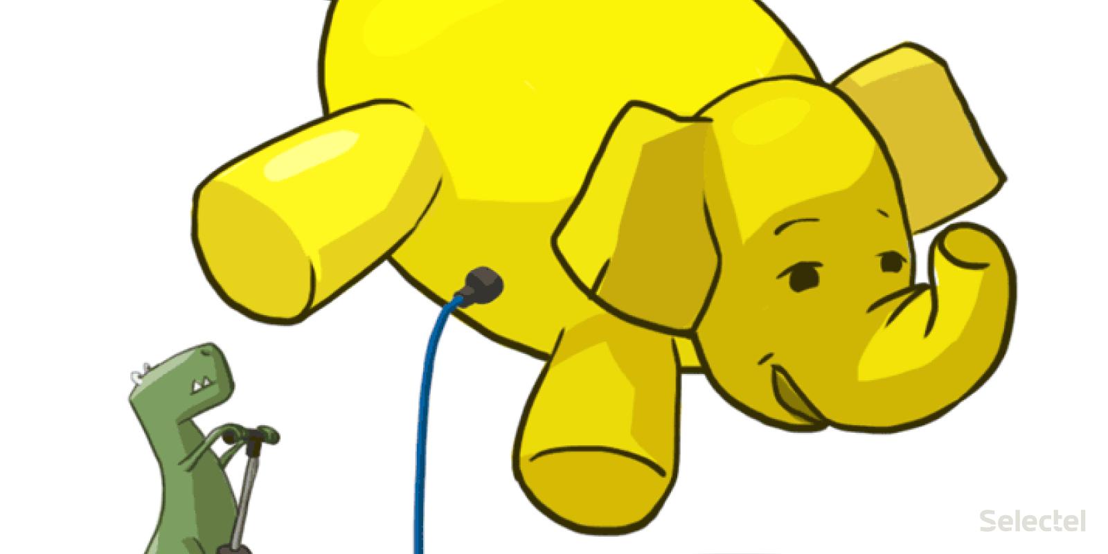 Hadoop, часть 1: развертывание кластера