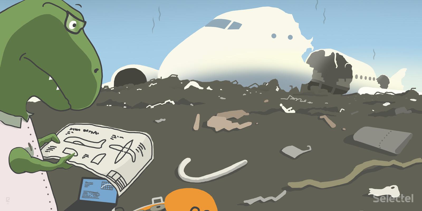 Kdump — диагностика и анализ причин сбоев ядра