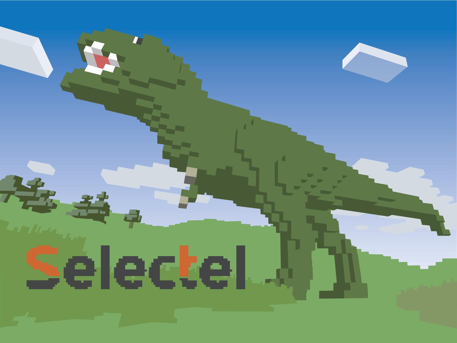 Minecraft Selectel