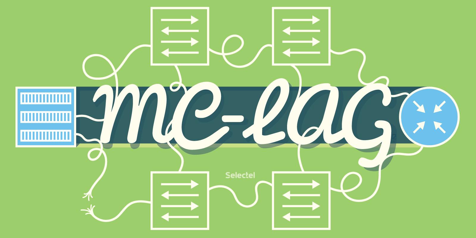 Новая услуга: резервированное подключение MC-LAG