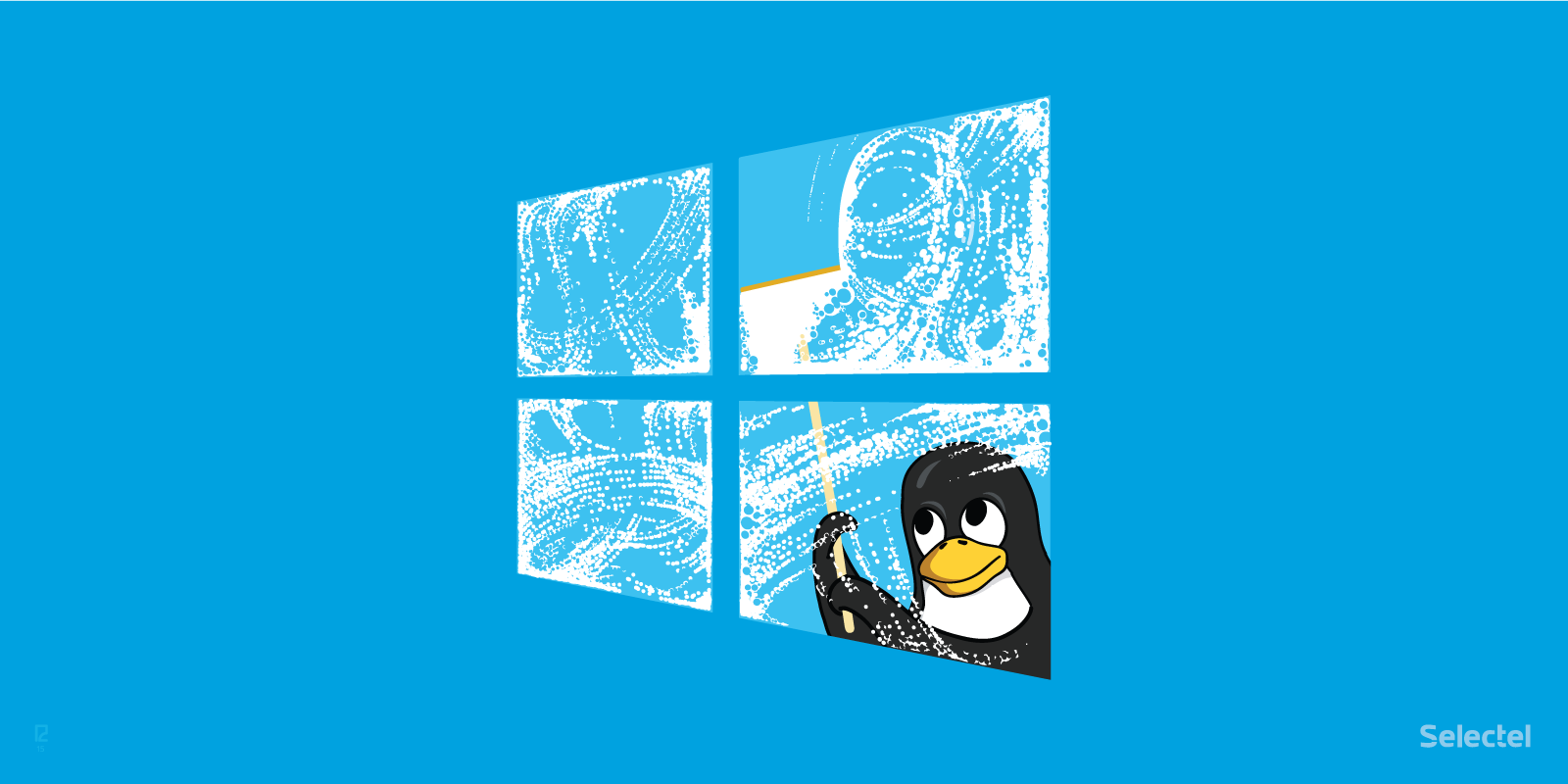 Исправляем неполадки Windows в Selectel Rescue
