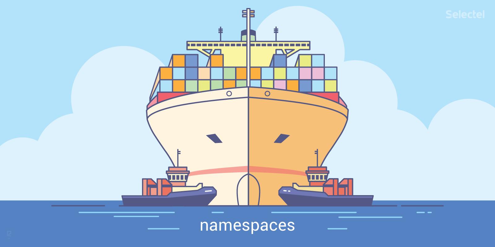 Механизмы контейнеризации: namespaces