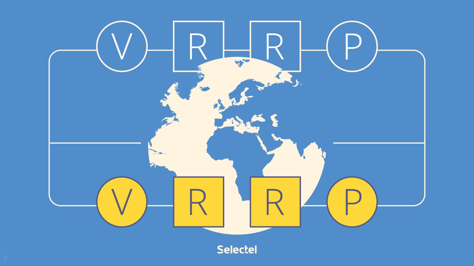 VRRP Selectel Guest Post