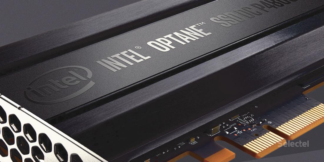 Intel Optane SSD: возможности и преимущества
