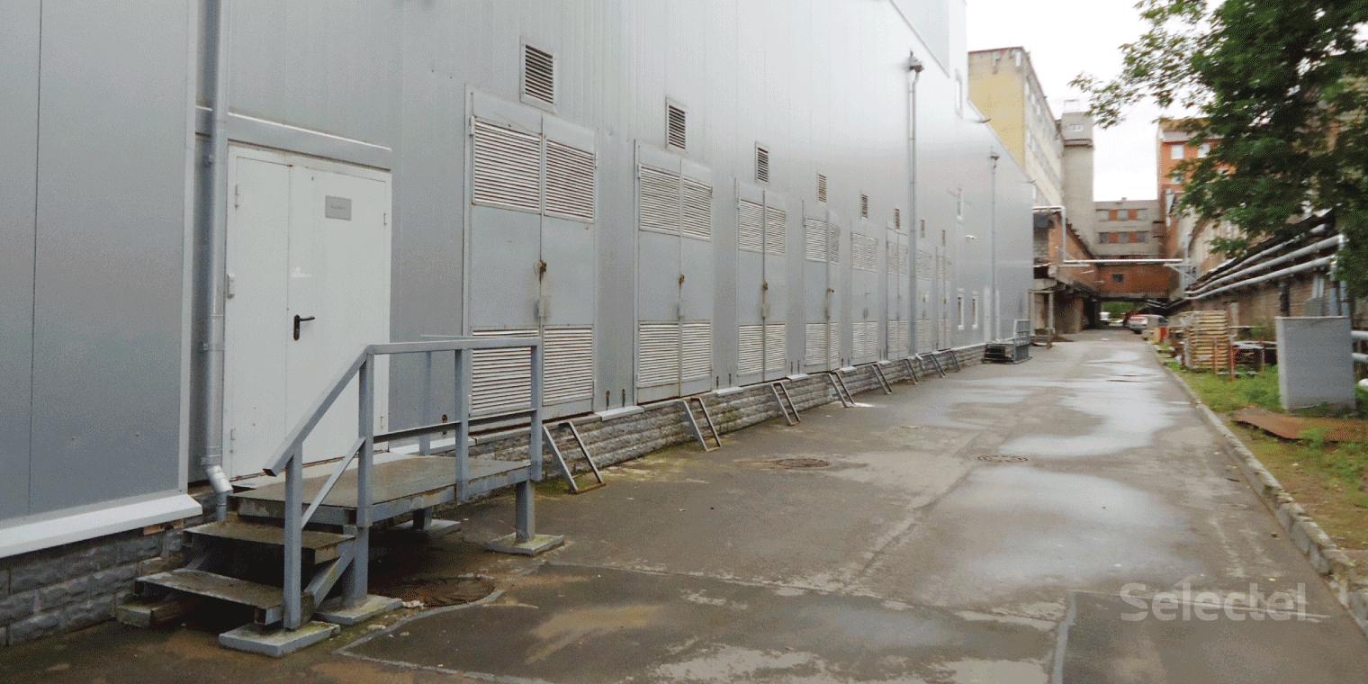 Трансформаторные подстанции ТП 10(6)/0,4 ЦОД Selectel