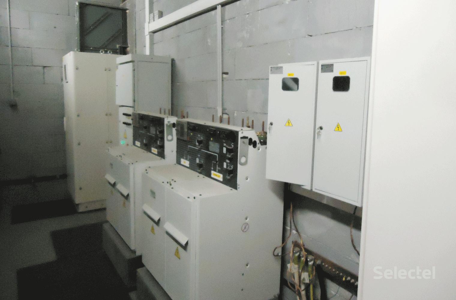 Автоматика защиты электропитания ЦОД