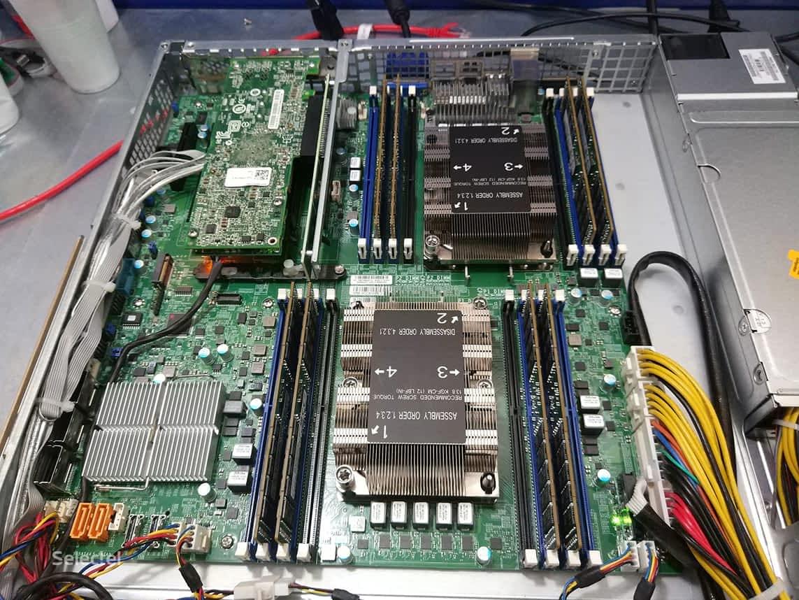 Серверная платформа