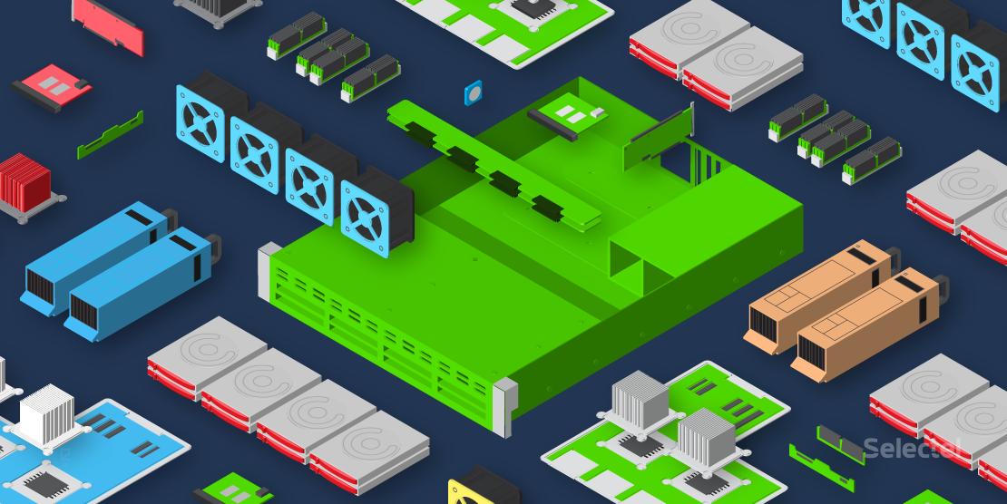 Сборка сервера: от заказа комплектующих до тестирования