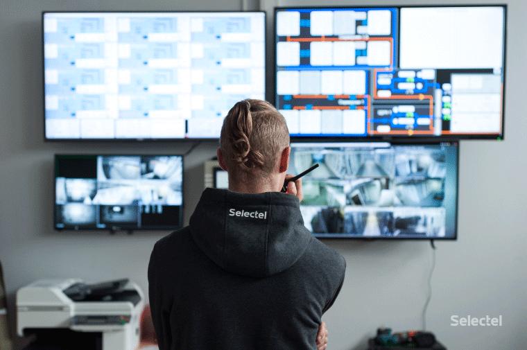Панель мониторинга
