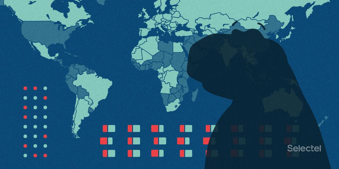 xtables-addons: фильтруем пакеты по странам
