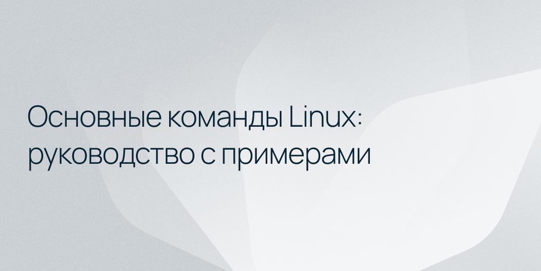 Основные команды Linux: (почти) полное руководство с примерами